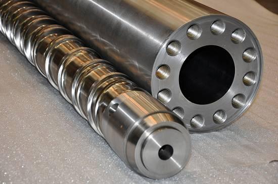 Consulta: Material para extrusión de plásticos (270 ºC – 500 ºC) 1.4034 – 1.4057