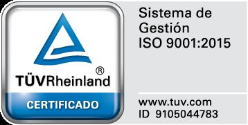 ISO9001:2015 ACEROS LLOBREGAT