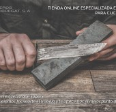 TIENDA ON-LINE DE ACERO PARA CUCHILLOS Y NAVAJAS